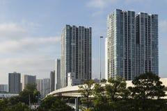 Tokyo Shinagawa skyline 16 Stock Images