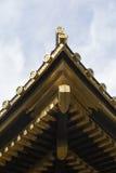 JP_Tokyo_Toshogu_Shrine_Ueno-12 Στοκ Φωτογραφία