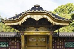 JP_Tokyo_Toshogu_Shrine_Ueno-21 Fotografia Stock