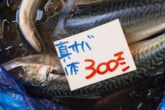 JP_Tokyo_Tsukiji_Fischmarkt-22 Image stock