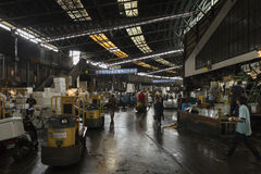 JP_Tokyo_Tsukiji_Fischmarkt-42 Fotografia de Stock