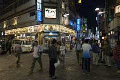 JP_Tokyo_Ueno-4 库存照片