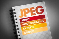 JPEG - Joint Photographic Experts Group acronym