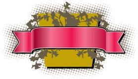 jpg 2 знамен Стоковая Фотография RF