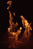 jpg 3 пожаров Стоковая Фотография RF