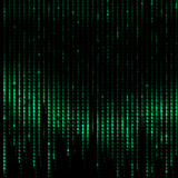 Computers  Binary Code -  Digital Abstract background Stock Photo