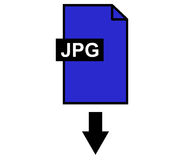 Jpg download. Illustrated and colored Stock Photography