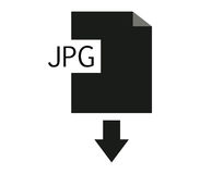 Jpg download. Illustrated and colored Royalty Free Stock Photography