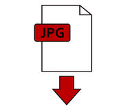 Jpg download. Illustrated and colored Royalty Free Stock Images