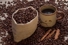 jpg pack7 кофе Стоковое Изображение RF