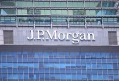 JPMorgan Imagem de Stock