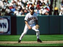 Jr. Baltimore Orioles för Cal Ripken Royaltyfri Bild