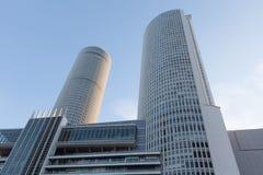 JR Central Towers. In Nagoya, Japan Stock Images