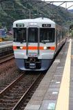 JR Central train Stock Photo