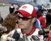 JR de Dale Earnhardt del programa piloto de NASCAR foto de archivo
