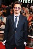 JR de Robert Downey Photos libres de droits