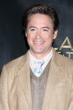 JR de Roberto Downey, Robert Downey Jr., Roberto Downey, JR. Imagen de archivo libre de regalías