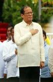 Jr. di Benigno C. Aquino III Fotografie Stock