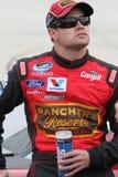 Jr. di Ricky Stenhouse alla pista Immagine Stock