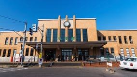 JR estación de Otaru Foto de archivo libre de regalías