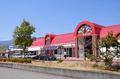 JR Iida Station Royalty Free Stock Image