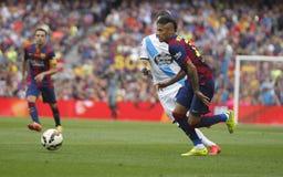 JR La Corogne Liga - España de Neymar de FC Barcelone v Imagenes de archivo