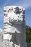 JR monumento de Martin Luther King Imagen de archivo