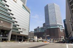 JR Osaka Station Stock Photo