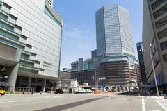 JR Osaka Station Royalty Free Stock Photography