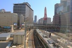 JR Osaka Station , osaka Stock Image