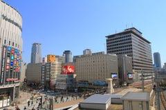 JR Osaka Station , osaka Royalty Free Stock Images