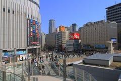 JR Osaka Station , osaka Stock Photo