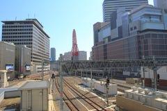 JR Osaka Station , osaka Stock Photos