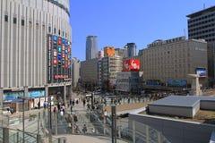 JR Osaka Station , osaka Royalty Free Stock Photos