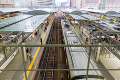 JR Osaka train station Royalty Free Stock Images