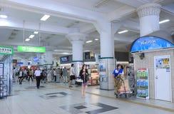 JR Sannomiya stacja Kobe Japonia Obraz Royalty Free