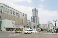 JR tour Sapporo en été Photographie stock