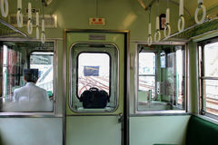 JR tren de Japón Osaka Imagenes de archivo