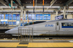 JR. 500 West-Japan Stockbilder