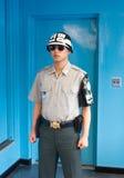 JSA (DMZ) Corée Image libre de droits