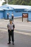JSA (DMZ) Coreia do Sul Foto de Stock Royalty Free