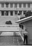JSA DMZ Korea Royaltyfri Bild
