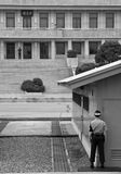 JSA DMZ Korea Obraz Royalty Free