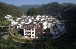 Ju Keng wioska Zdjęcia Stock