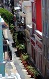 Juan παλαιό Πουέρτο Ρίκο SAN Στοκ Εικόνες