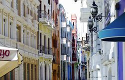 Juan παλαιό Πουέρτο Ρίκο SAN Στοκ Φωτογραφία