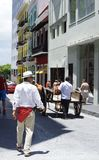 juan старая Пуерто Рико san стоковое изображение
