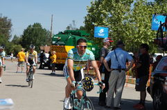Juan Antonio Flecha 2013 Tour of California Stock Image