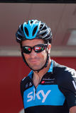 Juan Antonio Flecha at the Vuelta 2012 Royalty Free Stock Image