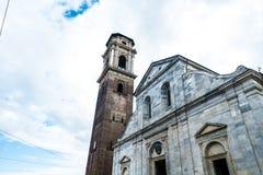 Juan Baptist Church, Turín, Piamonte, Italia fotografía de archivo